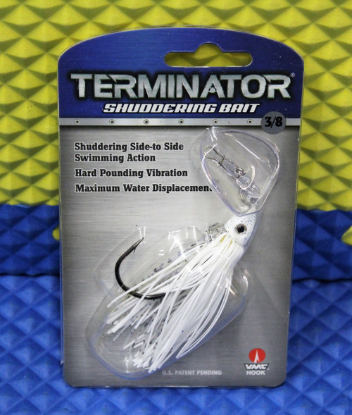 Terminator Shuddering Bait SDB Series By Rapala CHOOSE YOUR COLOR!
