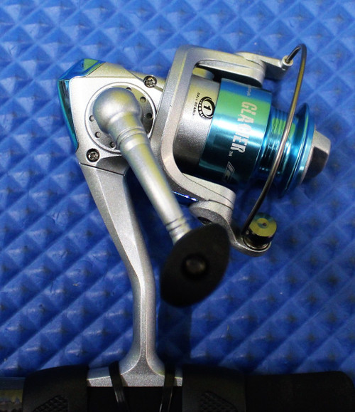 Shakespeare Glacier Ice Fishing Spinning Combo GLAICE-CBO CHOOSE YOUR MODEL!