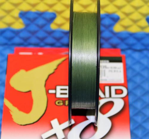 Daiwa J-Braid Grand X8U Dark Green PE Line 150yd CHOOSE YOUR LINE WEIGHT!
