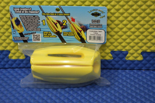 Leader-Mate Mini Cush-it Yellow