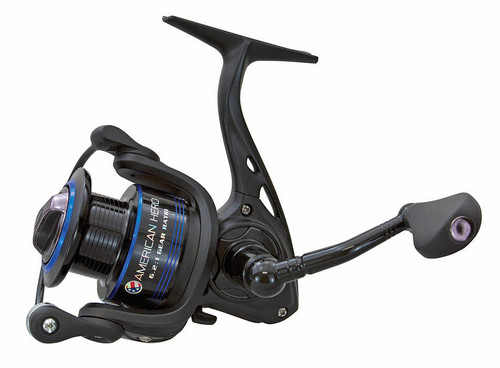 Lew's American Hero Speed Spin Hi Spd Spinning Reels AH Series CHOOSE YOUR MODEL!
