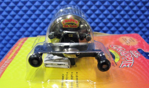 Mr. Crappie Deluxe Slab Shaker Crappie Reel Pre-spooled With Premium Line SD1