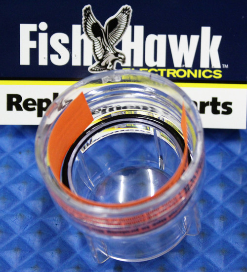 Fish Hawk Electronics Relacement Parts  Probe Cap with O-rings FH-X4