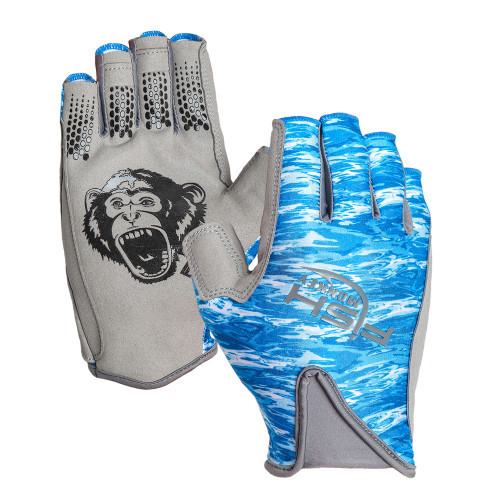 Fish Monkey Pro 365 Guide Glove FM21-BLWTRCAM-CHOOSE YOUR SIZE!