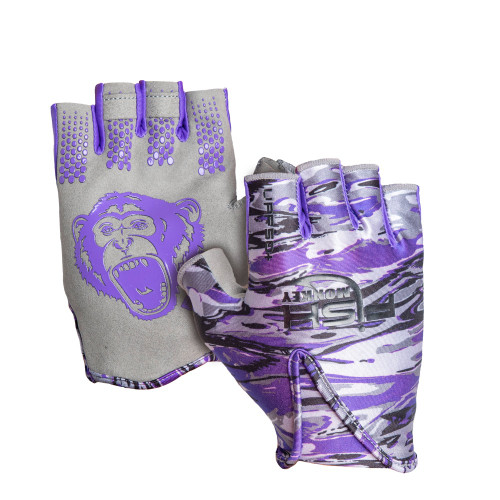 Fish Monkey Stubby Guide Glove FM18-VSP- CHOOSE YOUR SIZE!