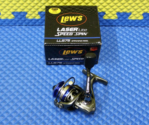 Lew's Laser Lite Speed Spin Spinning Series Reels LLS CHOOSE YOUR MODEL!