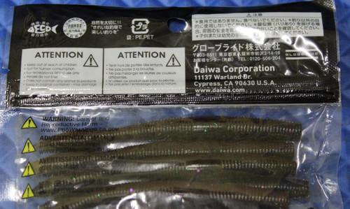 Daiwa Gary Yamamoto Custom Baits 10 Pack NF-4 Series Neko Fat  NF-4-926