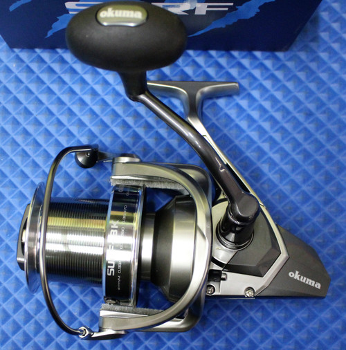 Okuma Long Casting Surf-8K Spinning Reel