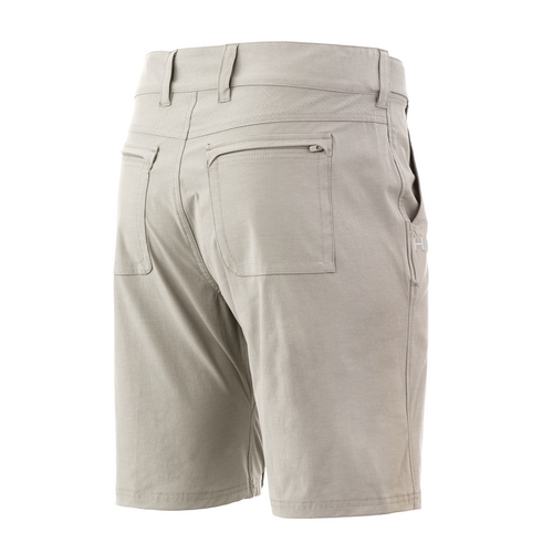 "HUK NXTLV  7"" Shorts (10.5"" Above The Knee 7"" Inseam) H2000040-251 Braid CHOOSE YOUR SIZE!"