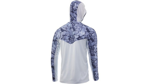 HUK Icon X  Camo Hoodie Long Sleeve H1200153-037- Erie CHOOSE YOUR SIZE!