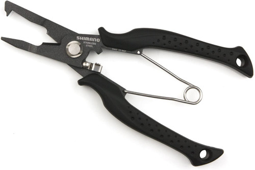 Shimano Power Plier Offshore Casting/Jigging ATPW007BK Black