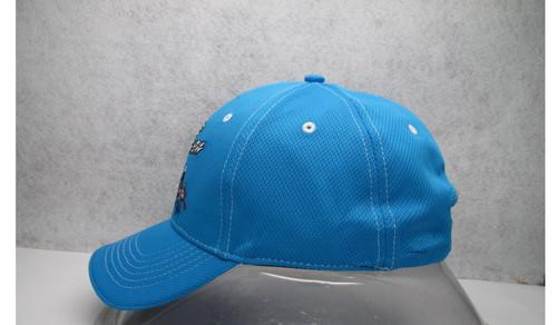Tackle Haven Logo Velcro Adjustable Cap Blue