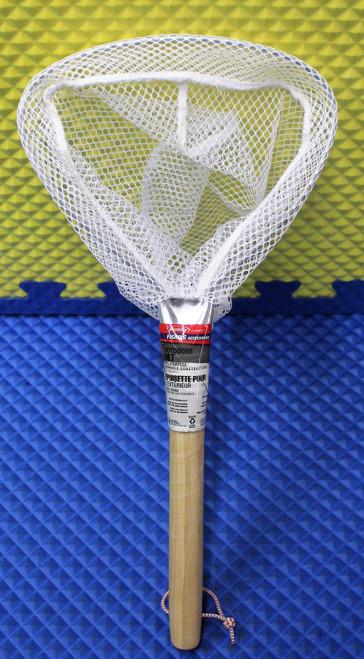 """Berkley Classics Outdoors Net 6"""" Diameter Net Wooden Handle  BAFNET 1141196"""