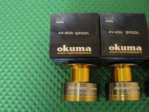 OKUMA AVENGER B SERIES SPARE SPOOLS