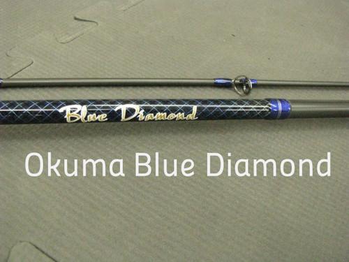 Okuma Blue Diamond A Series Rods