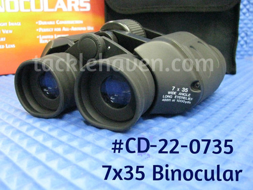 SUN OPTICS USA BINOCULARS