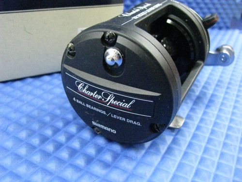 Shimano Charter Special Level Drag Reel TR 2000LD