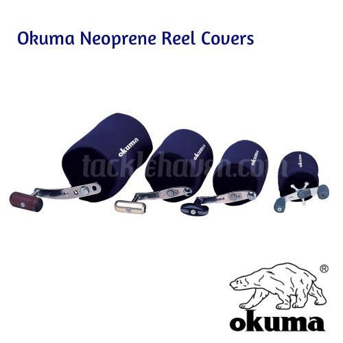 Okuma Reel Shield Neoprene Reel Covers