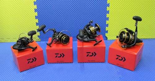 DAIWA Black Gold  Saltwater Spinning Reels Each Sold Separately CHOOSE YOUR MODEL