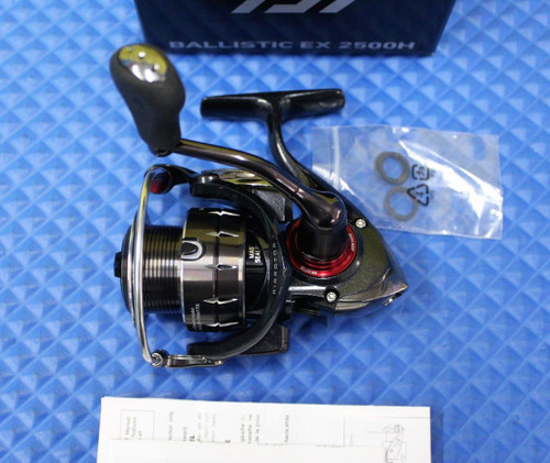 Daiwa Ballistic EX Magsealed Spinning Reel CHOOSE YOUR MODEL !!
