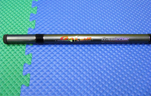 Gator Crappie Pole 15 Feet 5 Section w/Line Retainer S15