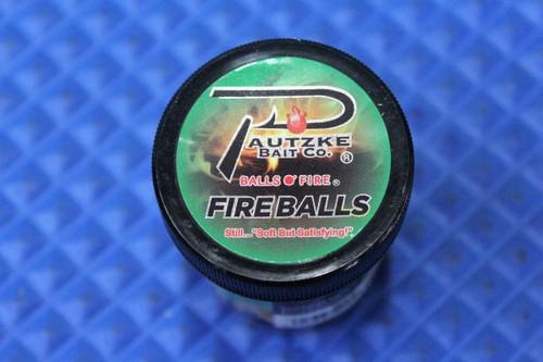Pautzke Bait Co. Balls O' Fire FIRE BALLS  CHOOSE YOUR COLOR!