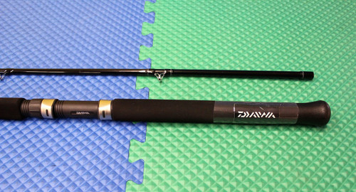 "Daiwa Great Lakes Leadcore/Copper Wire Trolling Rod 9' 0"" MH GL902MHF-LC"