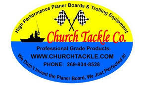 CHURCH TACKLE
