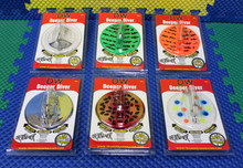 2 WALKER Trolling DEEP DIVERS-Assorted Colors-Free USA Shipping! NEW Two