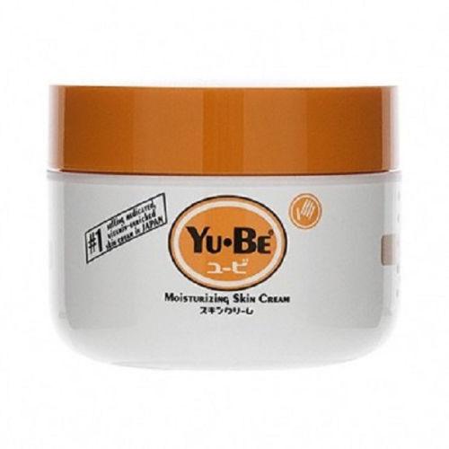 YU-BE YuBe Jar Moisturizing Skin Cream 2.2 fl. oz Japan Best Seller