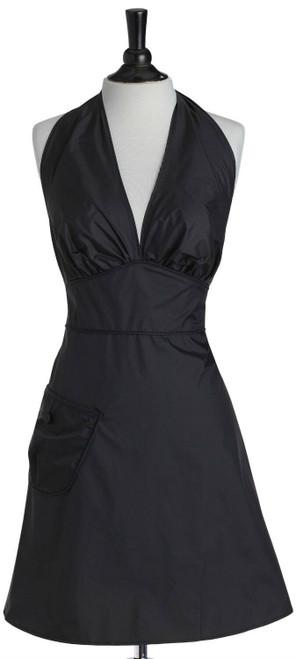 New Jessie Steele BLACK BIB BOMBSHELL Salon Stylist gift Stain & Water resistant