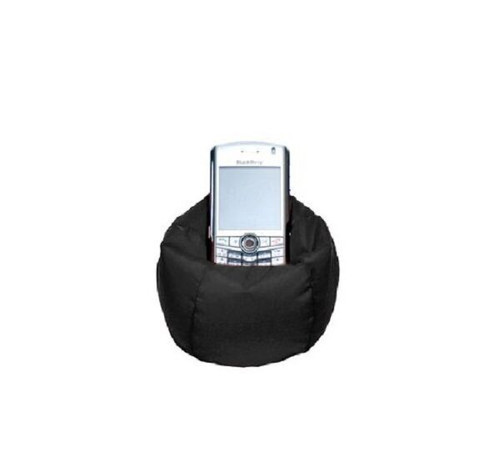 Lug Travel BEANIE CHAIR Cellphone Iphones Smartphones Cushion Holder  BLACK