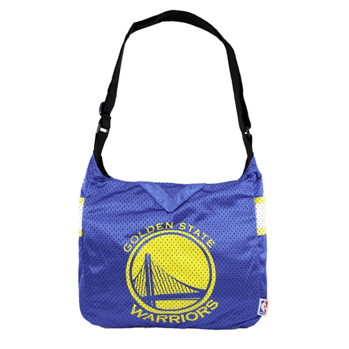 New Jersey Tote Purse Large Bag NBA Licensed GOLDEN STATE WARRIORS Blue  gift