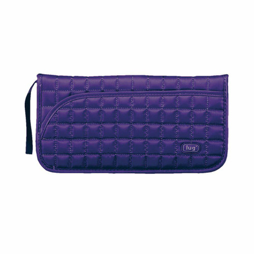 New Lug TANGO Travel Wallet Organizer Passport Pass Holder CONCORD PURPLE RFID