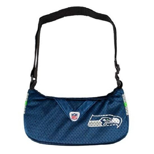 New Gameday Jersey Purse Small  Bag NFL Licensed SEATTLE SEAHAWKS Blue gift