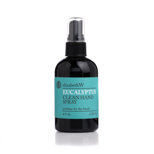 Elizabeth W  Eucalyptus Scented Sanitizer 4 Fl oz. MADE IN THE USA FREE SHIPPING