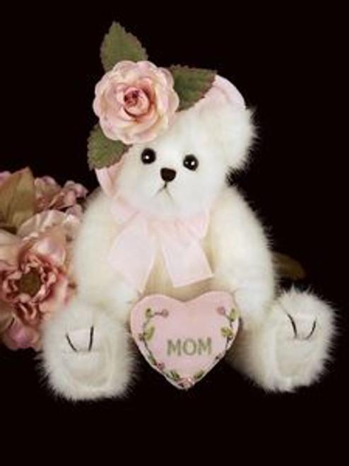 Bearington MOMMY TENDERHEART Plush Bear