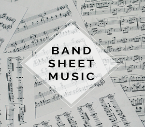 BAND Crystallize Sheet Music