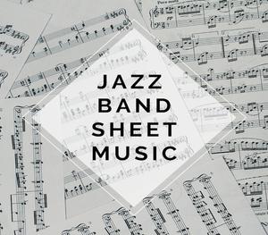 Jazz Band Shatter Me Sheet Music