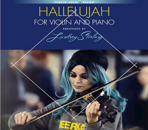 Hallelujah Book w/ Piano Accompaniment