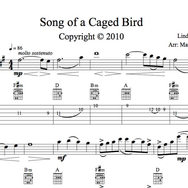 Lindsey Stirling Signature Album - GUITAR Sheet Music Package
