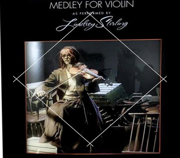 Les Misrables Medley Sheet Music Book w/Karaoke