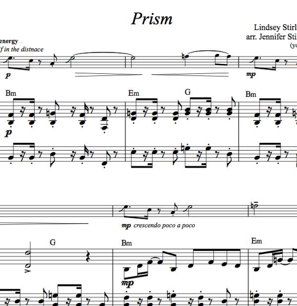 VIOLA Prism w/ KARAOKE Play-Along Tracks - Sheet Music