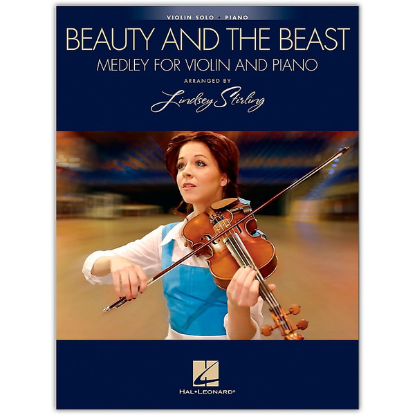 Beauty and the Beast Medley Book