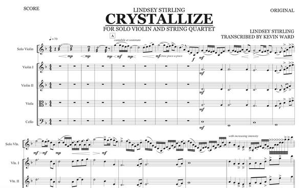 String Quartets + Solos WITW Tour Package - w/ KARAOKE