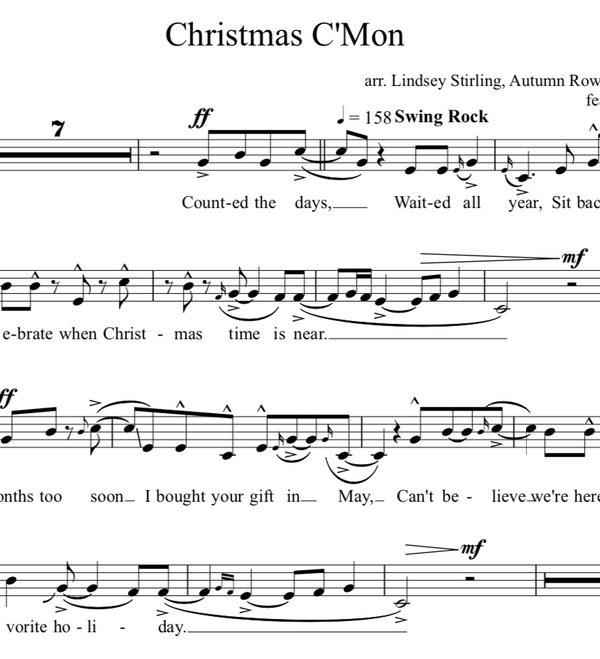 Christmas C'Mon