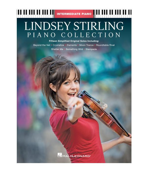 Lindsey Stirling Piano Collection Book
