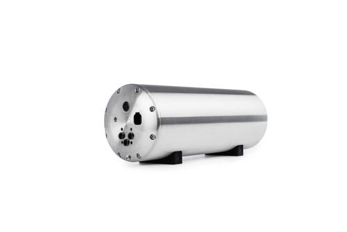 Accuair ENDO-VT (Valve-Tank) 2-Corner 3 Gallon Bolted Aluminum Air Tank