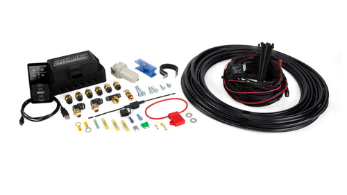 """Air Lift 3P Pressure Based Digital Leveling System With 1/4"""" Threaded FNPT Ports"""