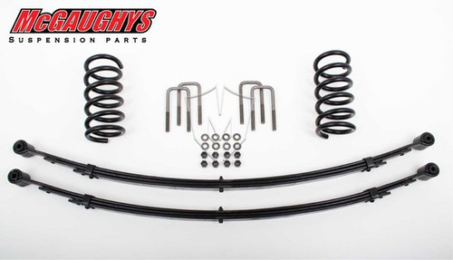 Nissan Titan 2004-2015 2/3 Economy Drop Kit - McGaughys Part# 22222